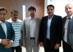 Pakisztáni delegációt fogadtunk