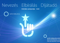 Szavazzon az IsoteQ-re Az év honlapja 2014 pályázaton.